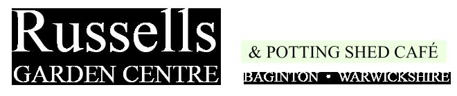 Russells Garden Centre logo